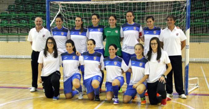Fútbol Sala Femenino: Segunda División - Grupo 4 | Segovia al día ...