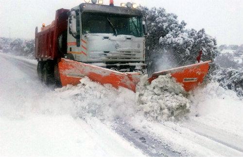 46 rutas escolares afectadas por la nieve en la provincia de <h3 class='enlacePalabraNoticia' onclick='opcionBuscarActualidad('Segovia','')' >Segovia</h3>